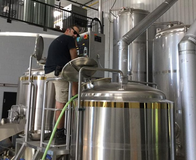 Highlander Brew Co. opened a new South River facility in 2016, which increases its capacity to three times what it was.