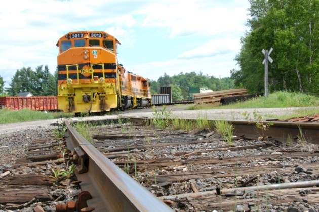 End Of The Line Again For Huron Central Railway