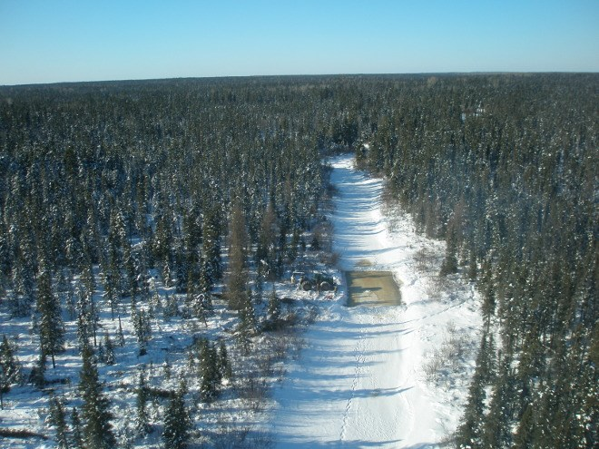 Selecting a route for an access road to the mineral deposits of the Ring of Fire remains a time-consuming and process-driven exercise that may force one mining company to backburner its nickel and chromite projects.