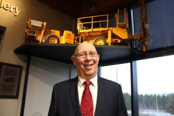 Mining industry electrifying for MacLean