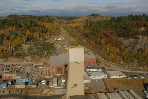 KGHM Morrison Mine
