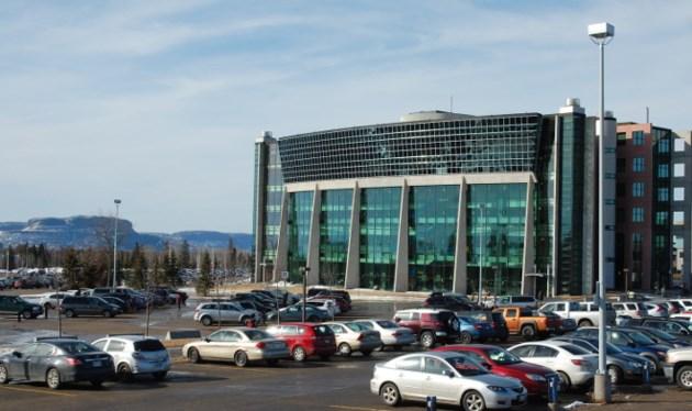 Lakehead ATAC building