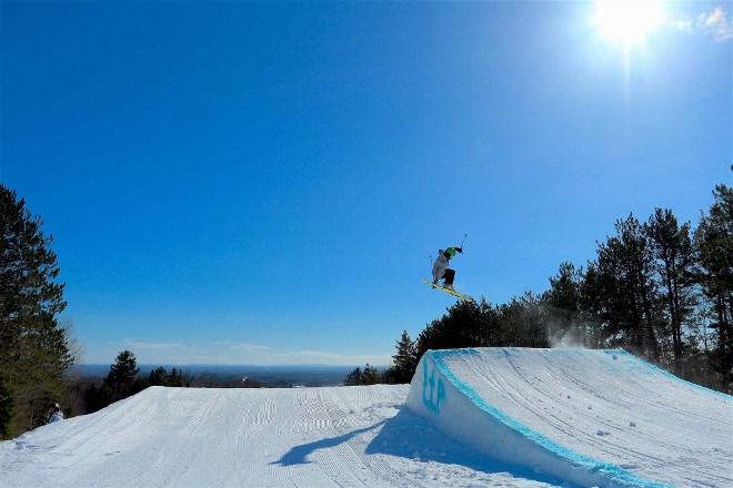 Laurentian Ski Hill, North Bay