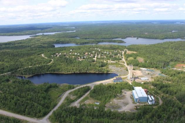 Madsen Mine complex