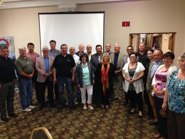 Marten Falls symposium