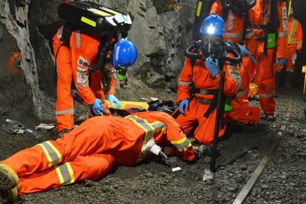 mine rescue 1