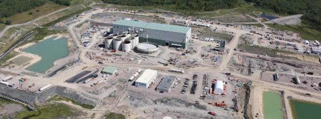 New Gold Rainy River project