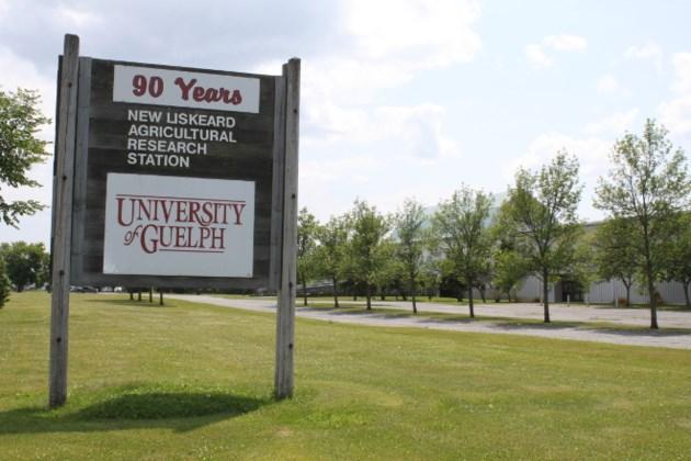 New Liskeard ag research station