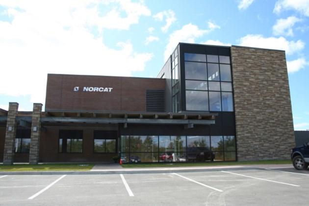 NORCAT building