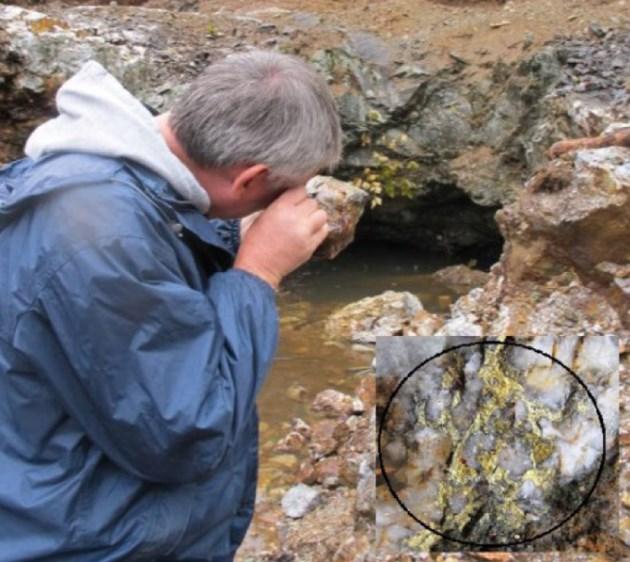 Northern Sphere Scadding Mine 2