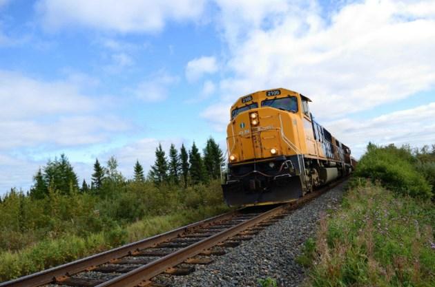 ONR locomotive 5
