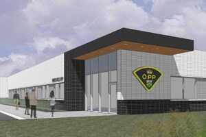 Southern Ontario contractor chosen to build four new OPP detachments