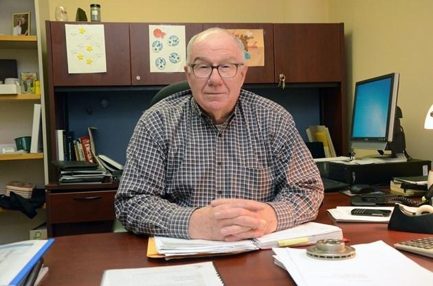 Greater Sudbury economic development staffer Paul Reid is retiring this month after 20 years on the job. (Arron Pickard/Sudbury.com)