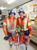 First Nation plunges into mine training