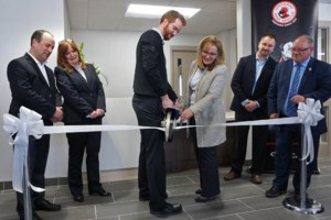 New Sudbury digs for Workplace Safety North
