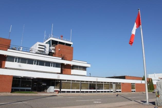 Soo airport terminal