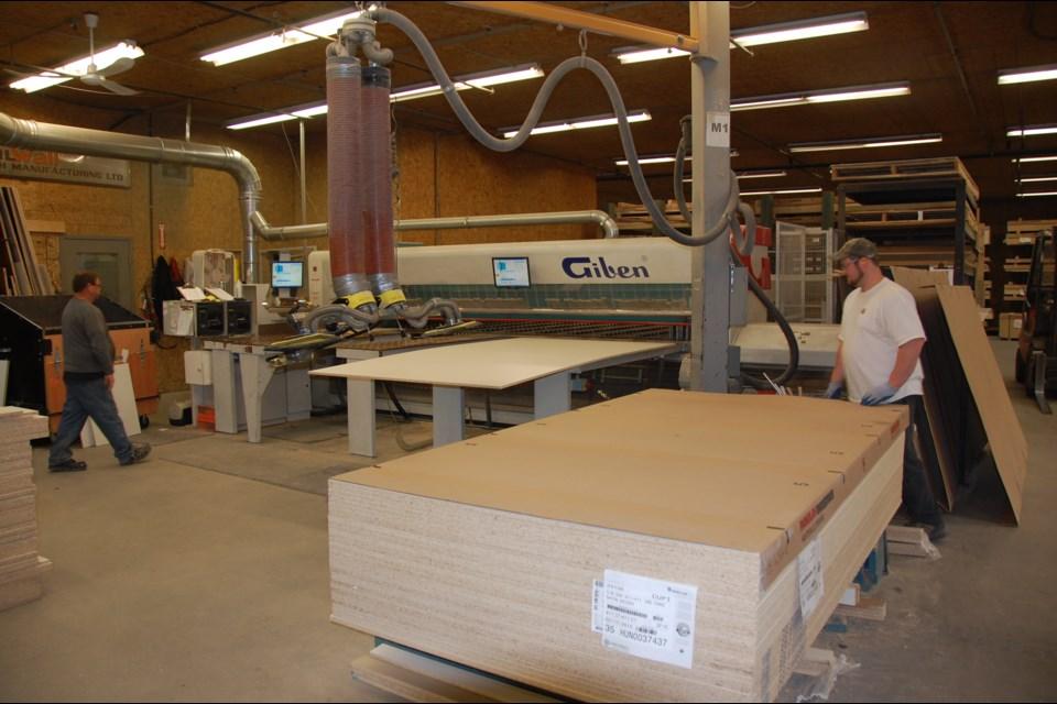 New Liskeard furniture maker takes top honours Northern