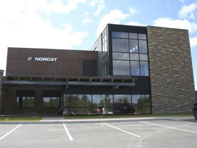 NORCAT exterior cropped