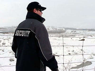 121-cSecurity-With-Open-Pit-Behind-