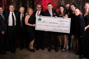 Northern miners group raises $20,000 for cancer centre