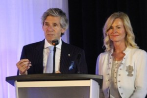 Robert R. McEwen among new inductees to Canadian Mining Hall of Fame