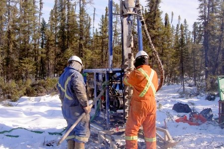 Ring of Fire - Drilling