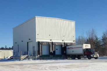 Manitoulin Transport opens new Wawa terminal