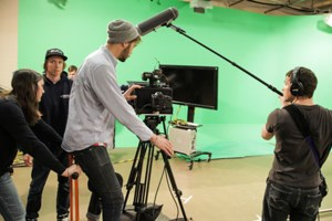 Canadore launches new film program, production facility