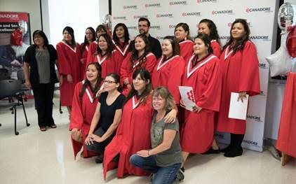 canadore_indigenous_students