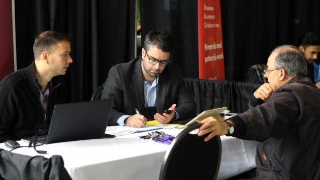 Businesses gather in Sault Ste. Marie for matchmaking event - Northern Ontario Business