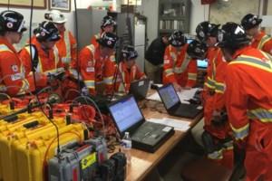 Laurentian University team wins mine rescue challenge