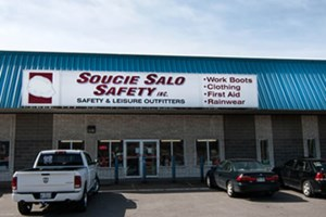 Northern safety equipment supplier sold to Atlantic buyer