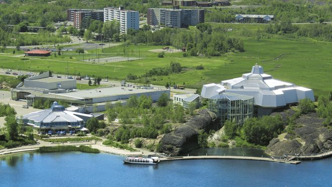 Attractions in Sudbury Ontario