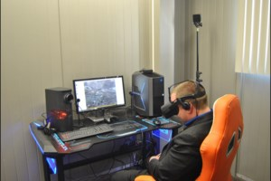 Northern College opens new virtual reality training facility