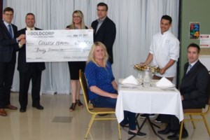 Goldcorp donates $30,000 to Collège Boréal in Timmins