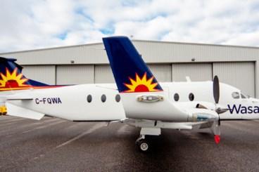 Wasaya keeps winging west to Winnipeg