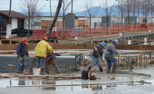 Waterfront Development-Workers