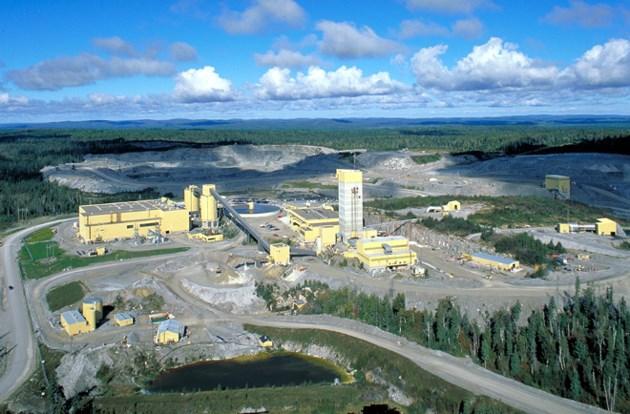 Williams Mine, Hemlo