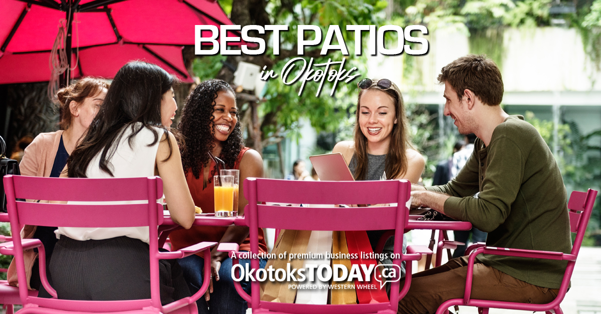 Best Patios in Okotoks