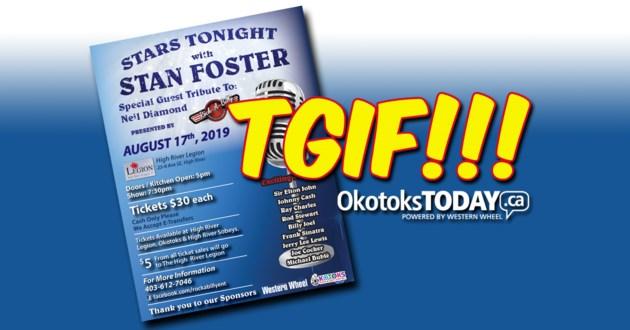 !TGIF Stan oster