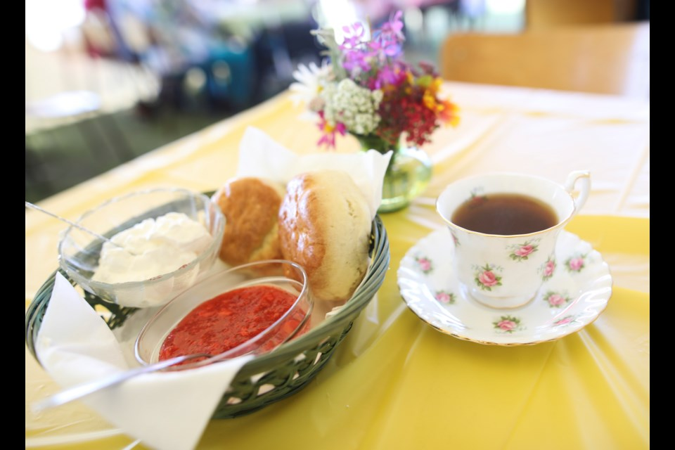 The Millarville Christ Church Flower Festival and Tea goes July 13 from 11 a.m. to 3 p.m.
