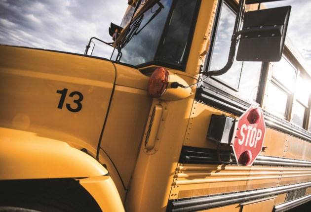 School Bus 0641