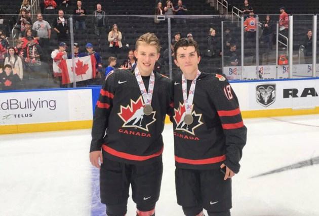 competitive price a01e8 c9200 Golden Hlinka-Gretzky Cup for duo - OkotoksToday.ca