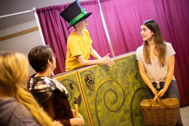 0caffdbf6 Theatre group enters the Land of Oz - OkotoksToday.ca