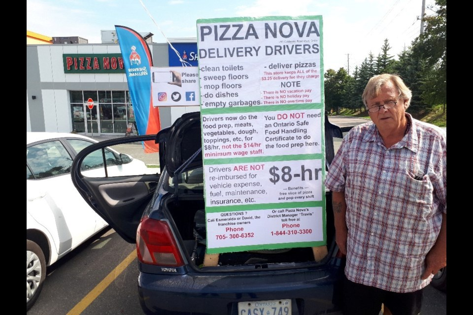 do delivery drivers get paid the delivery fee