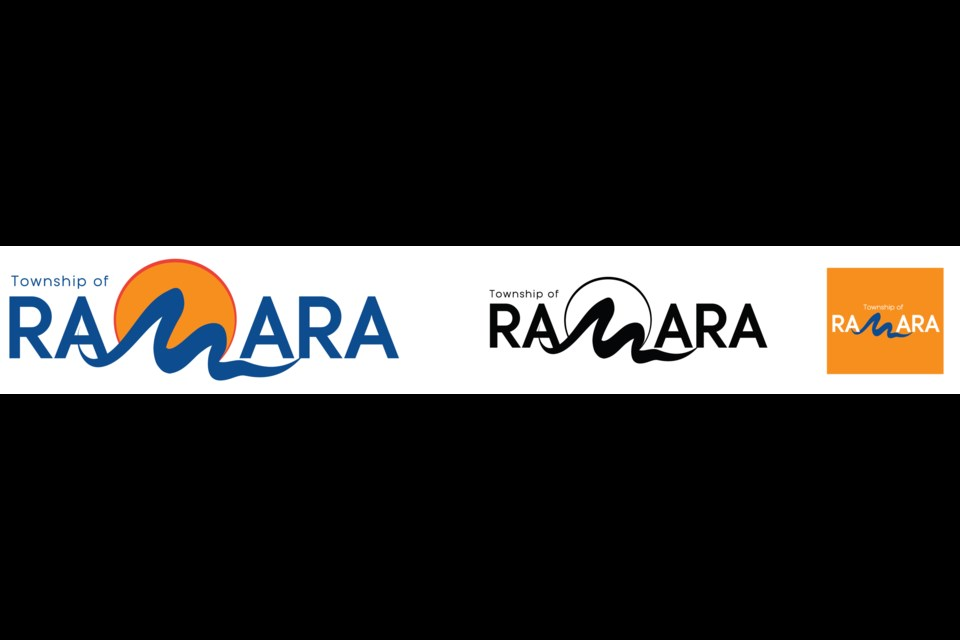 One of four concepts for new Ramara Township logos. Supplied image