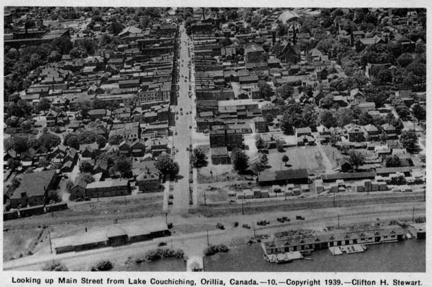 2018-02-03 Postcard Main Street 1939.jpg