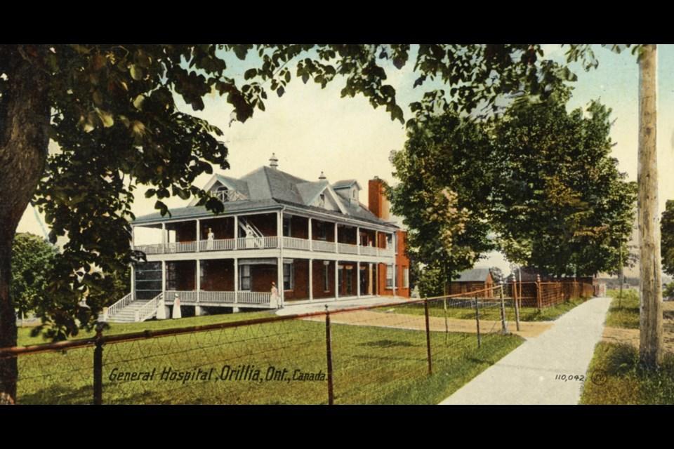 The General Hospital, circa 1914