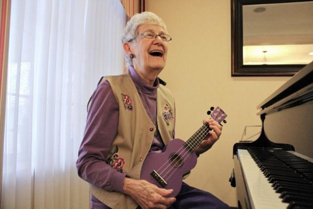 2019-04-23 Muriel Anderson ukulele