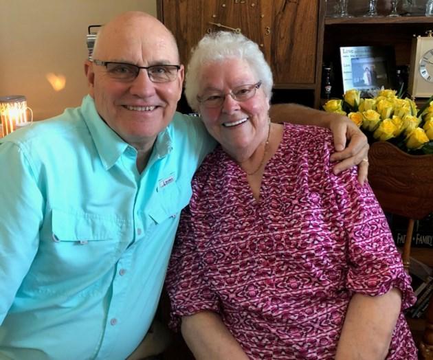 2019-05-11 Robert MacKenzie and Frances